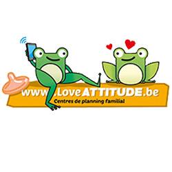 Plateforme LoveAttitude